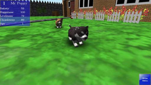 Cute Pocket Puppy 3D 1.2.2.3 screenshots 3