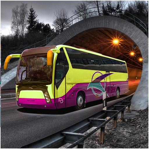OffRoad Tourist bus simulator drive 2017