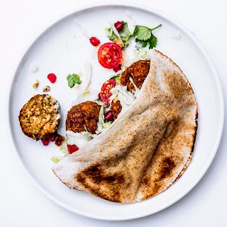 Kuri Squash Falafel