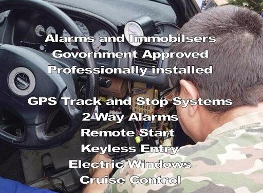 Alarm Installer Perth