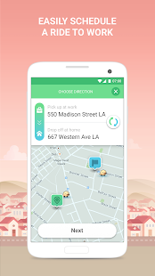 Waze Rider - Get a Ride- screenshot thumbnail