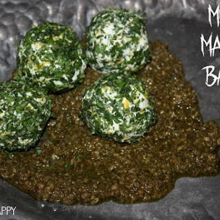 Slimy Halloween App- Mossy Marsh Balls
