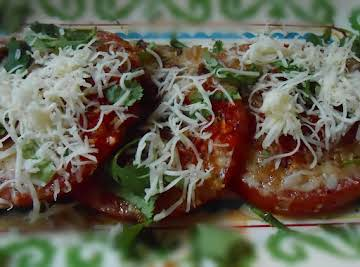 Mexican Thai Fried Red Tomatoes