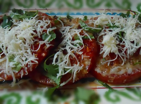 Mexican Thai Fried Red Tomatoes Recipe