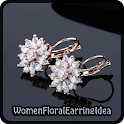Women Floral Earrings icon