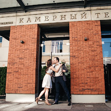 Wedding photographer Sergey Klyuchnikov (SandU). Photo of 10.10.2017