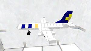 BOEING-737スカイマーク風