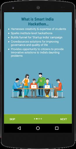 Smart India Hackathon SIH v0.2.4 screenshots 2