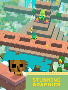 Aztec Dash - The Endless Maze- screenshot thumbnail
