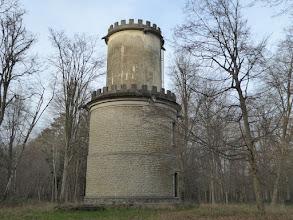 Photo: le château d'eau