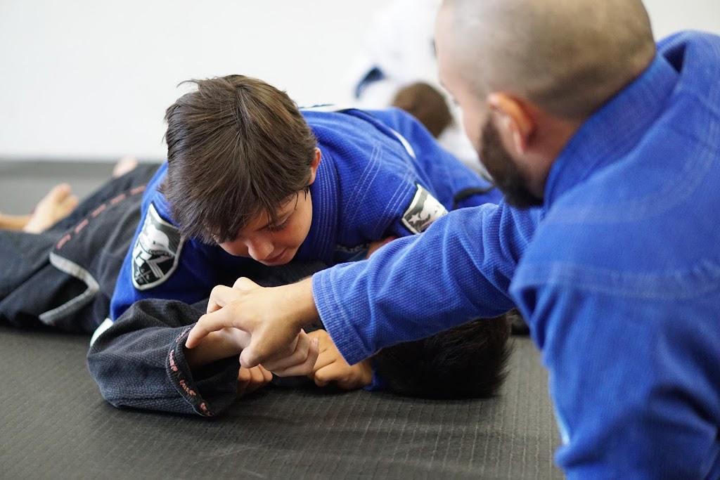 Teens Brazilian Jiu Jitsu classes in corona