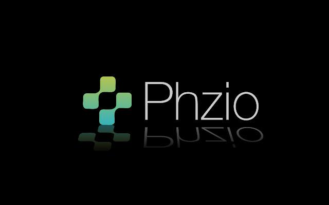 Phzio Screen Sharing