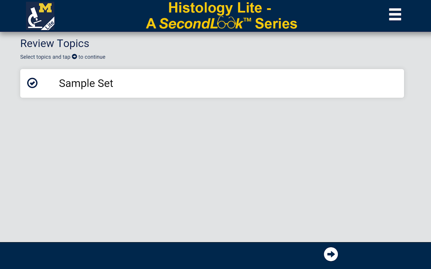 Histology Lite - SecondLook- screenshot