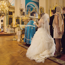 Wedding photographer Margarita Smirnova (YumeNikki). Photo of 02.04.2014