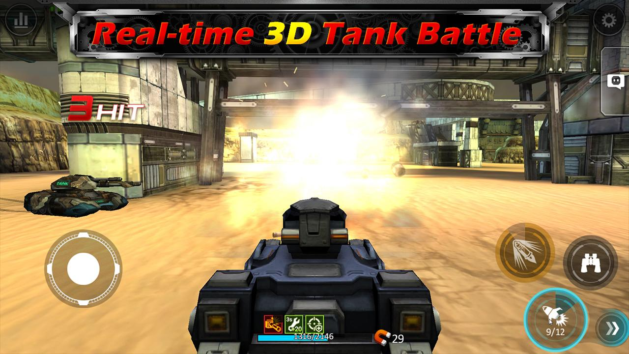 ​Tank Hit- screenshot