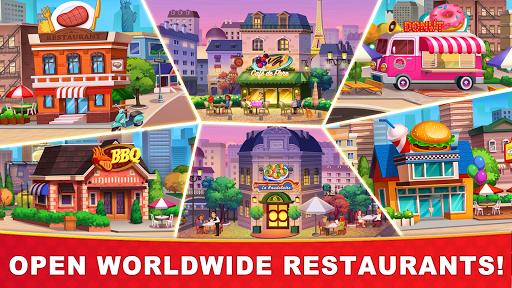 Cooking Hot - Craze Restaurant Chef Cooking Games apktram screenshots 1