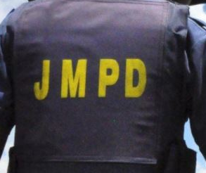 A JMPD officer was arrested for corruption after a colleague reported him.