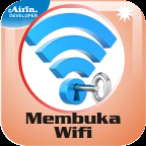 Cara Membuka Pasword Wifi
