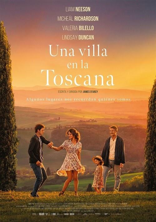 Una villa en la Toscana (Made in Italy)