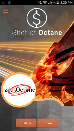 Shot Of Octane