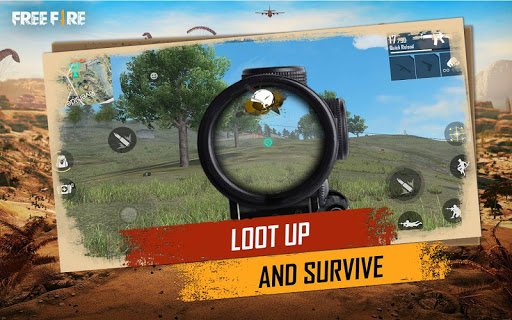 Garena Free Fire: Kalahari screenshot 16