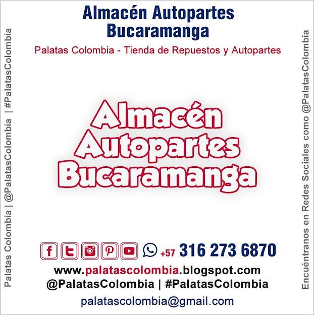 Almacen Autopartes Bucaramanga