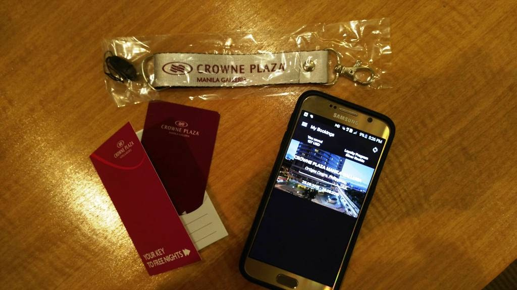 CROWNE PLAZA MANILA GALLERIA FREE NIGHTS VIA HOTELQUICKLY