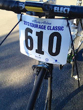 Photo: Rode with the Courage Classic.