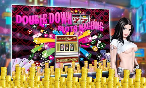 Double Down Slots Machine