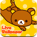 Rilakkuma Live wallpaper1 icon