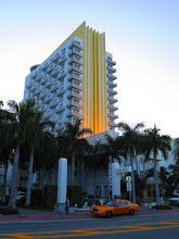 Photo: Art Deco - Royal Palm, south beach