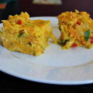 4C Casserole (Cassava, Carrots, Corn Meal & Calabaza)