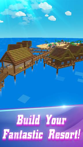 Idle Resort Tycoon screenshot 4