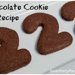 Chocolate Cookie.