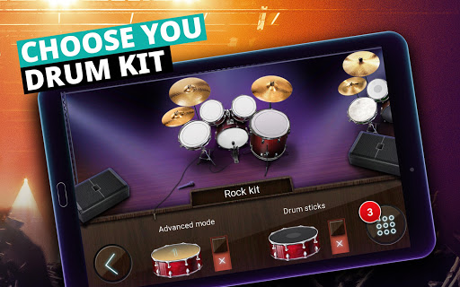 Drum Set Music Games & Drums Kit Simulator screenshot 8