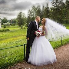 Wedding photographer Natalya Serebryakova (natasilver108). Photo of 04.07.2014