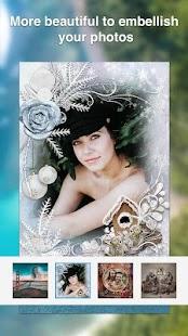 Photo Frame & Photo Editor, Frame - náhled