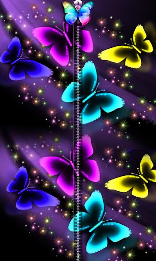 3D Butterfly Zipper UnLock