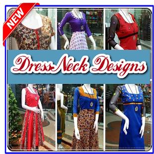 Dress Neck Design - náhled