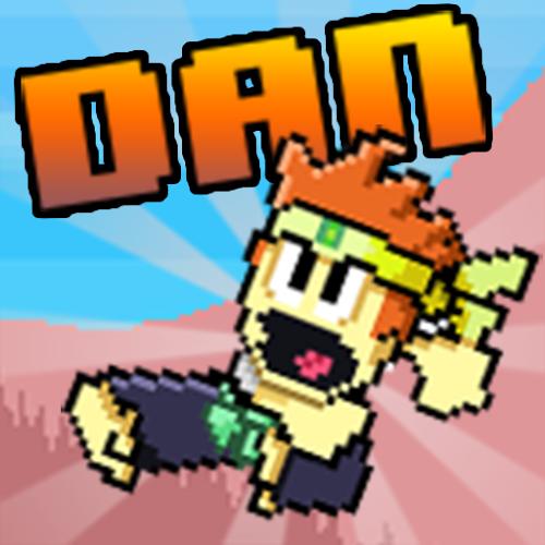 Dan the Man - Fun Games  (Mod Money/Unlocked) 1.4.46