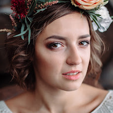 Wedding photographer Viktoriya Vins (Vins). Photo of 17.04.2018