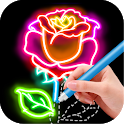 Learn to Draw Flower icon