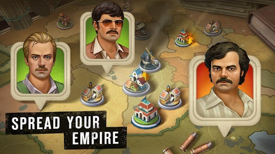 Narcos Cartel Wars Mod Apk 1.37.02 (Unlimited Gold + Chances) 2