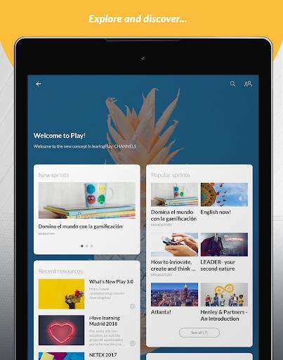 learningCloud New Generation screenshot 4
