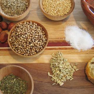 Dukkah - Egyptian Spice Mixture.
