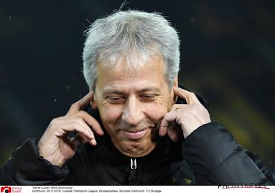 Lucien Favre poussé vers la sortie à Dortmund ? Le club rassure !