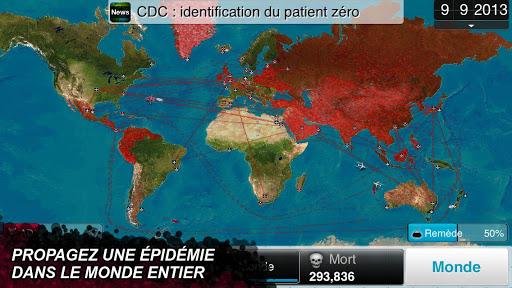 Code Triche Plague Inc. APK MOD screenshots 2
