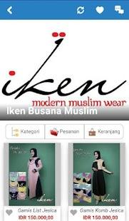 Iken Busana Muslim - náhled