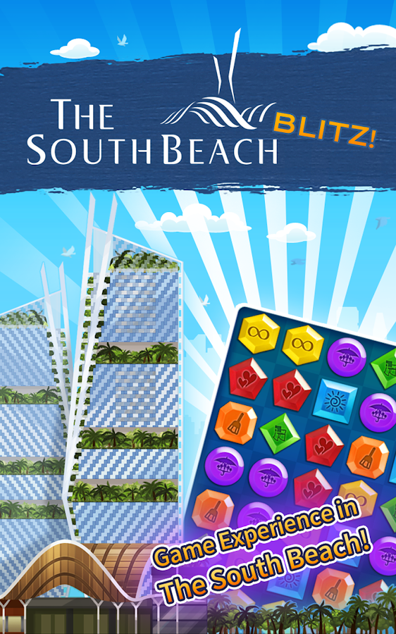 South Beach Blitz- screenshot