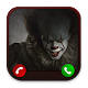 Fake call from the scary pennywise clown